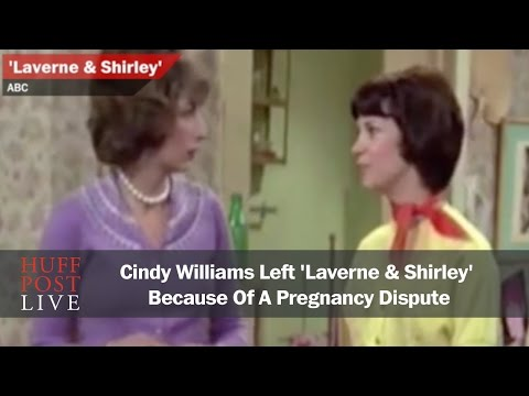 Cindy Williams Left 'Laverne & Shirley' Because Of A Pregnancy Dispute