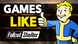 Top 10 Android Games Like Fallout Shelter screenshot 2