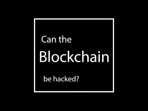 Can the Blockchain Be Hacked? Explained by Eugene Mutai