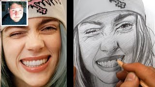 Bakarak Portre Nasıl Çizilir?  Püf Noktaları Nelerdir?