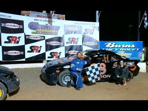 04-01-17 #28 Jay Johnson Wins at Cherokee Speedway #TeamKMOD