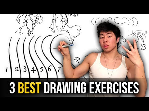 Drawing 101- Lessons and Exercises for Beginners•Art Instruction Blog