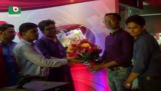 গাজী টিভির প্রতিষ্ঠাবার্ষিকীতে বৈশাখীর শুভেচ্ছা | Gazi TV 7th Anniversary | Ashik | 12Jun18