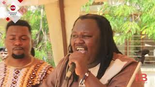 Mrisho Mpoto,Steve RNB & Fally wawasemea wanyama kwa Waziri Mkuu