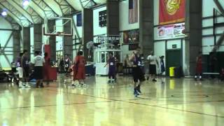 San Diego Rebels vs. North County Prospects (Breakaway League) 35-26 1/24/14
