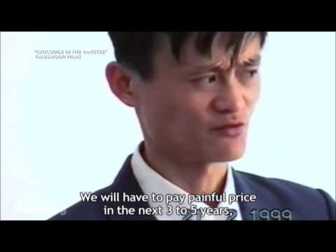 #SecretsSelfMadeBillionaires 0046 Jack Ma & Founding of Alibaba