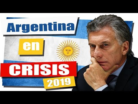 CRISIS ECONOMIA ARGENTINA 2018 - 2019 | LOBOROJOCHANNEL