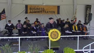 2016 CSULB Commencement - College of Business Administration