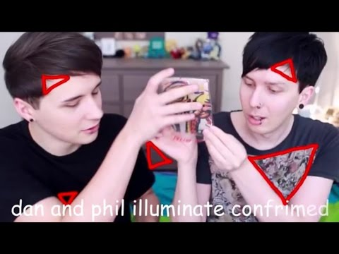 Are dan and phil gay
