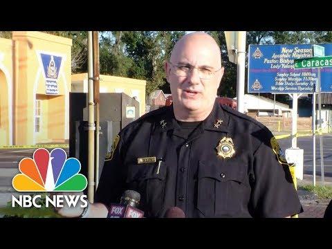 Police Find Potential Fourth Victim In Tampa Serial Killer Case | NBC News