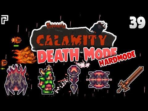 CALAMITAS, Perennial Gear & Reaver Armour | Terraria Calamity Mod Death Mode Let's Play [Episode 39]