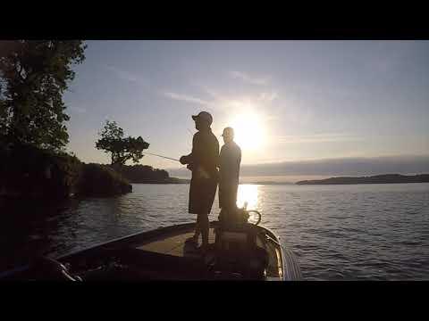Bass Fishing Lake Of The Ozarks - Summer 2020