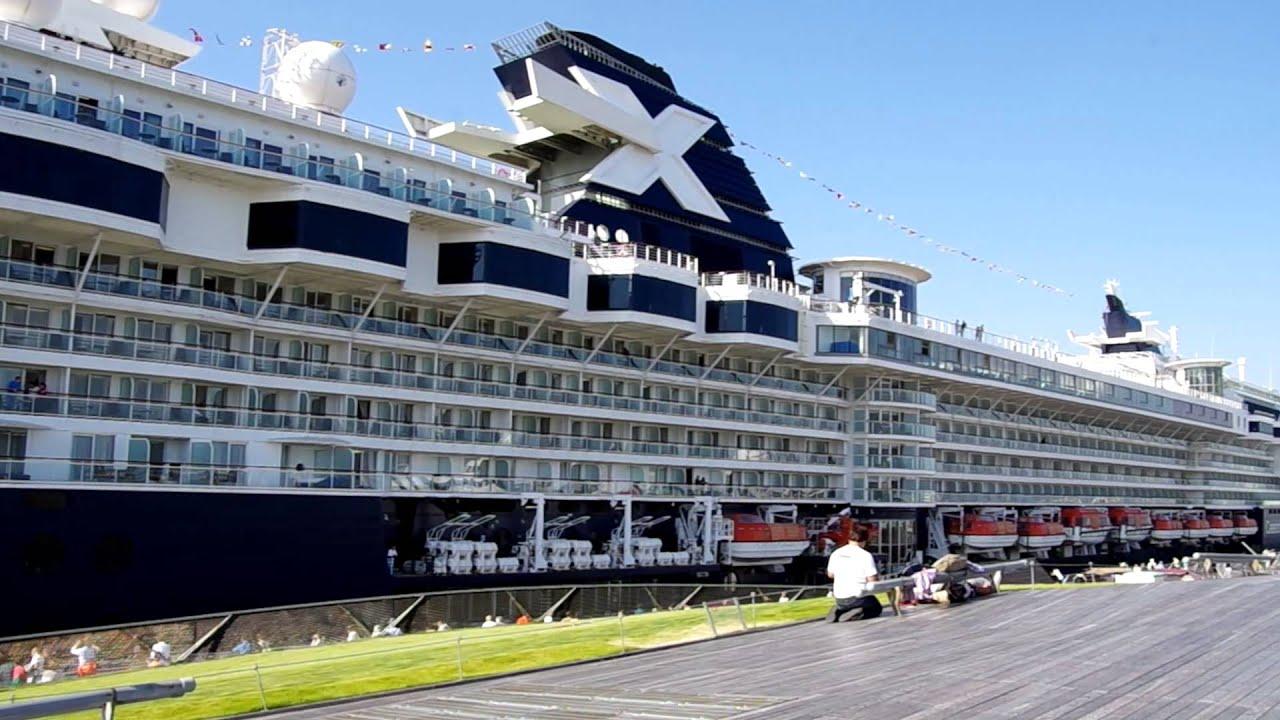 Celebrity Millennium, Tour of the Ship - YouTube