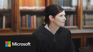 Virtual Court Hearings from Microsoft