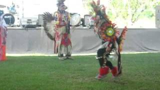 Old Style War Dance - American Indian Arts Celebration, 2008