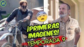 ¡Primeras Imagenes de la Temporada 9 de The Walking Dead! #NoticiasDeLaSemana