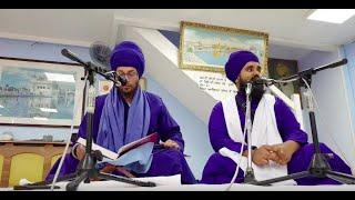 Saka Chamkaur Sahib Katha P3 - Giani Harsimran Singh Ji Ambala Wale