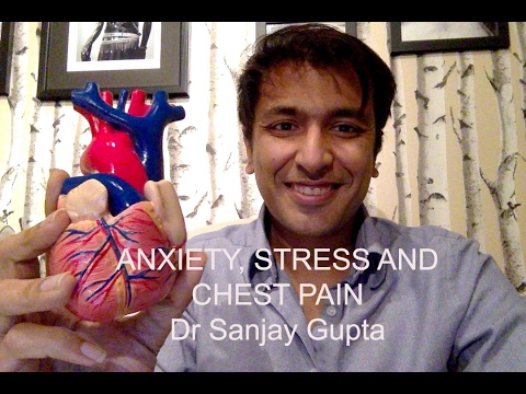 Anxiety, Stress and Chest pain