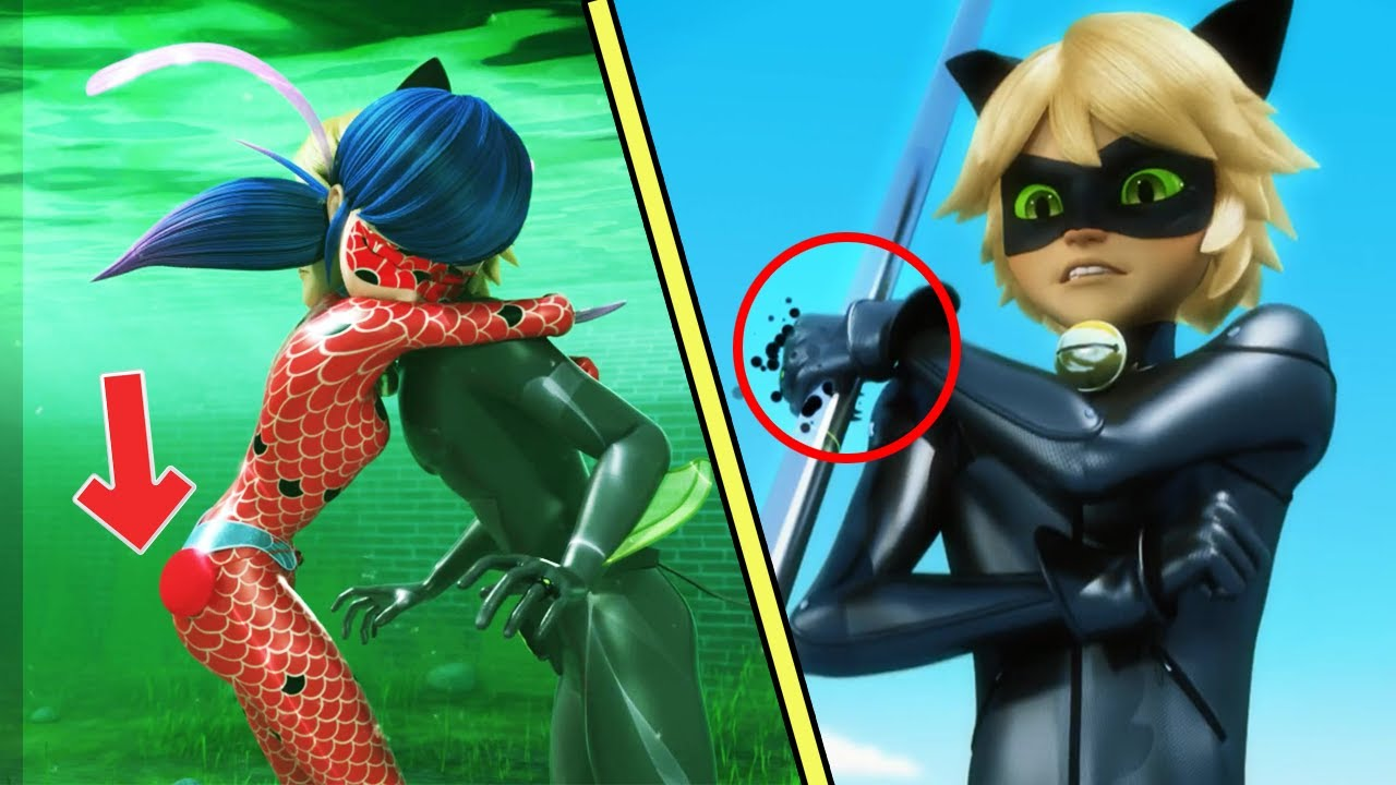 Download ANIMATION MISTAKES YOU HAVEN'T NOTICED   MIRACULOUS LADYBUG  #4