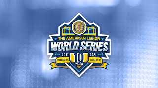 2021 American Legion World Series teams arrive in North Carolina
