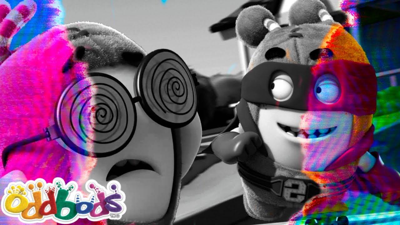 ODDBODS | New SuperVision | Cartoons For Children