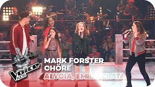 Mark Forster - Chöre (Alycia, Emily, Zlata) | Battles | The Voice Kids 2018 | SAT.1