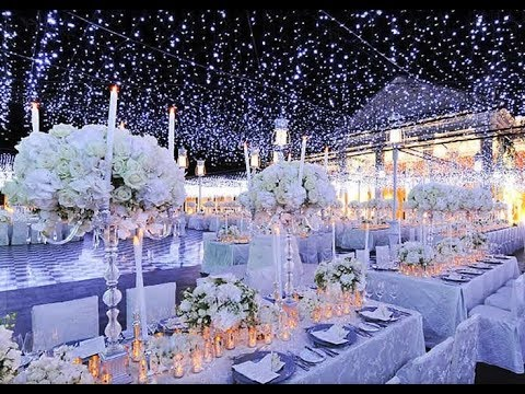 Breathtaking Winter Wonderland Inspired Wedding Ideas Youtube