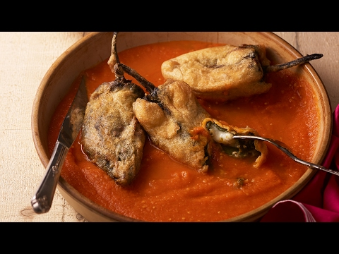 Pati Jinich - How to Make Chiles Rellenos