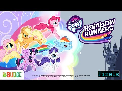 My Little Pony Rainbow Runners - All Ponies Unlocked