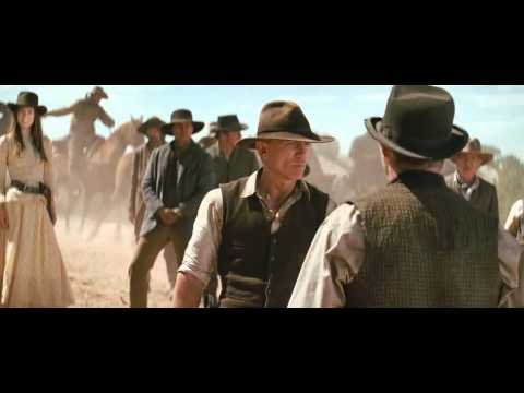 Cowboys and Aliens Trailer 2 2011 HD