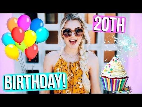 ASPYN'S 20TH BIRTHDAY CELEBRATION!