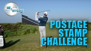 ROYAL TROON POSTAGE STAMP  GOLF CHALLENGE