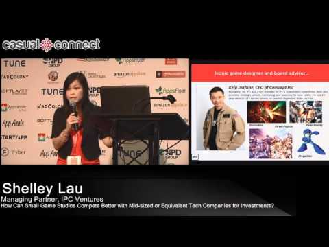 How Can Small Game Studios Compete for Investments? | Shelley Lau