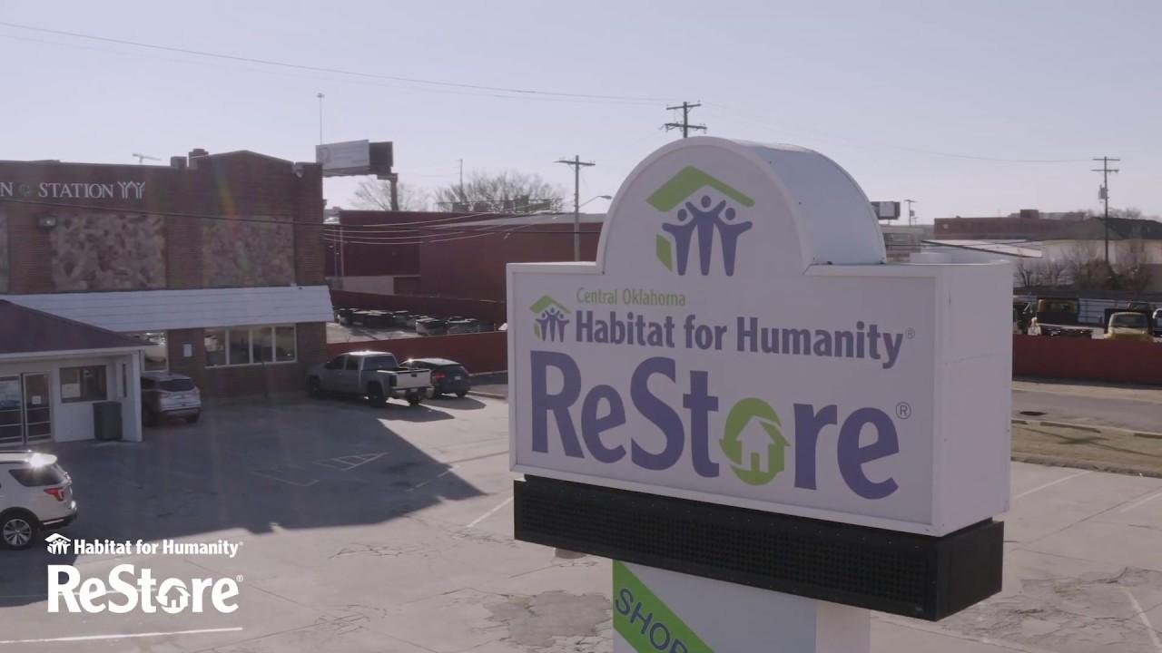 The Habitat ReStore - Central Oklahoma Habitat for
