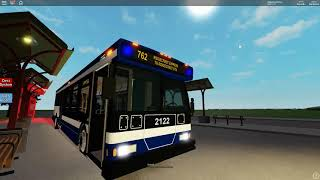 Northwell Transit | Roblox | Route 762 Express service