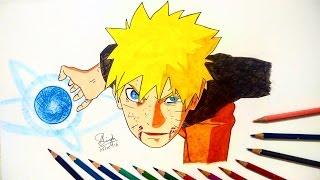 Drawing Naruto Final Rasengan