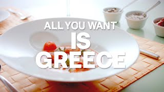 GREECE - ALL YOU WANT IS TO TASTE GREEK FLAVOURS