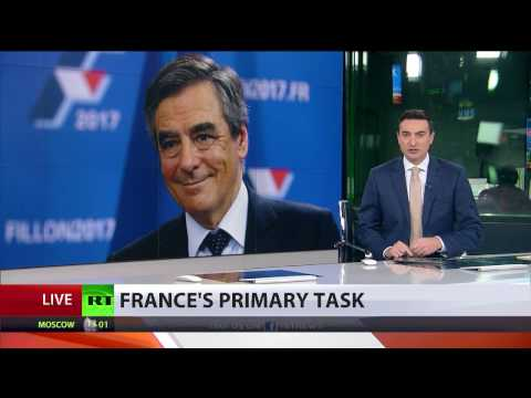 Francois Fillon wins Republican party's presidential primaries in France