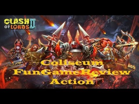 Clash of Lords 2 - Guild United Has Begun Lets PVP this Awesome Saturday