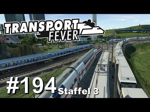 Transport Fever S3/#194: Mitfahrt auf der Universalstrecke [Let's Play][Gameplay][German][Deutsch