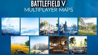 Battlefield V - Official Launch Maps Gameplay Trailer