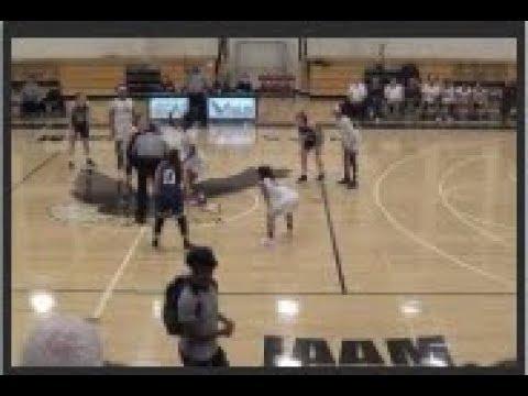 Notre Dame Prep vs. Annapolis Area Christian School Varsity Basketball 2017-2018