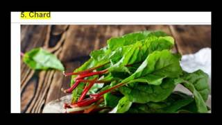 very important # Green Veggies Seven Healthy Varieties and How to Eat Them ((done successfully))