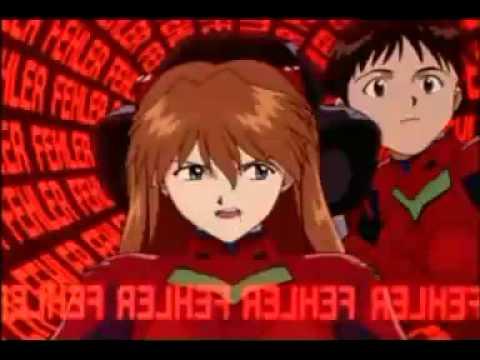 Asuka speaks German (American dub)