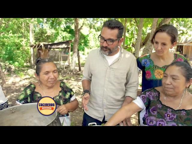 Gastronomía Mexicana: Nico y el recado negro, Chan Chen   Cocineros Mexicanos