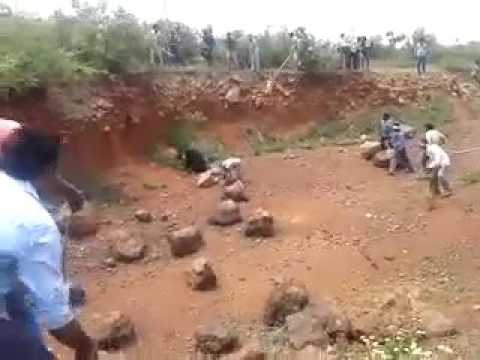Indian Sloth bear Attack on Human - YouTube