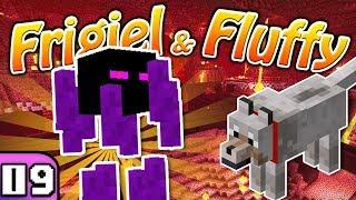 FRIGIEL & FLUFFY : LA FORTERESSE | Minecraft - S5 Ep.09