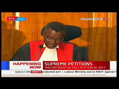 The Supreme Petition - Attorney General application as friend of the court denied