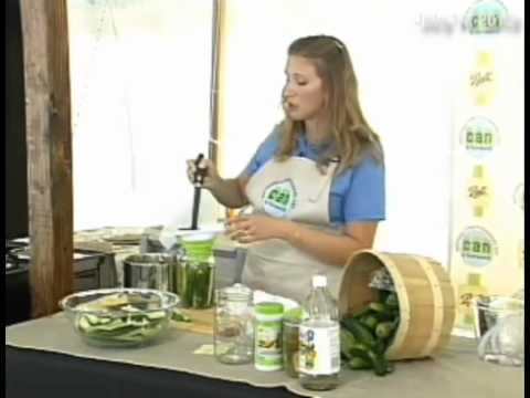 Can-It-Forward Day 2012: How To Can Kosher Dill Pickles