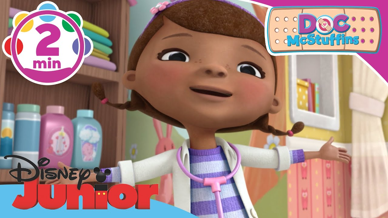 Doc Mcstuffins The Baby S Coming Home Song Disney